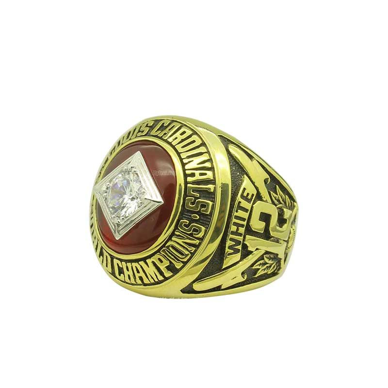 1964 St Louis Cardinals World Series Ring