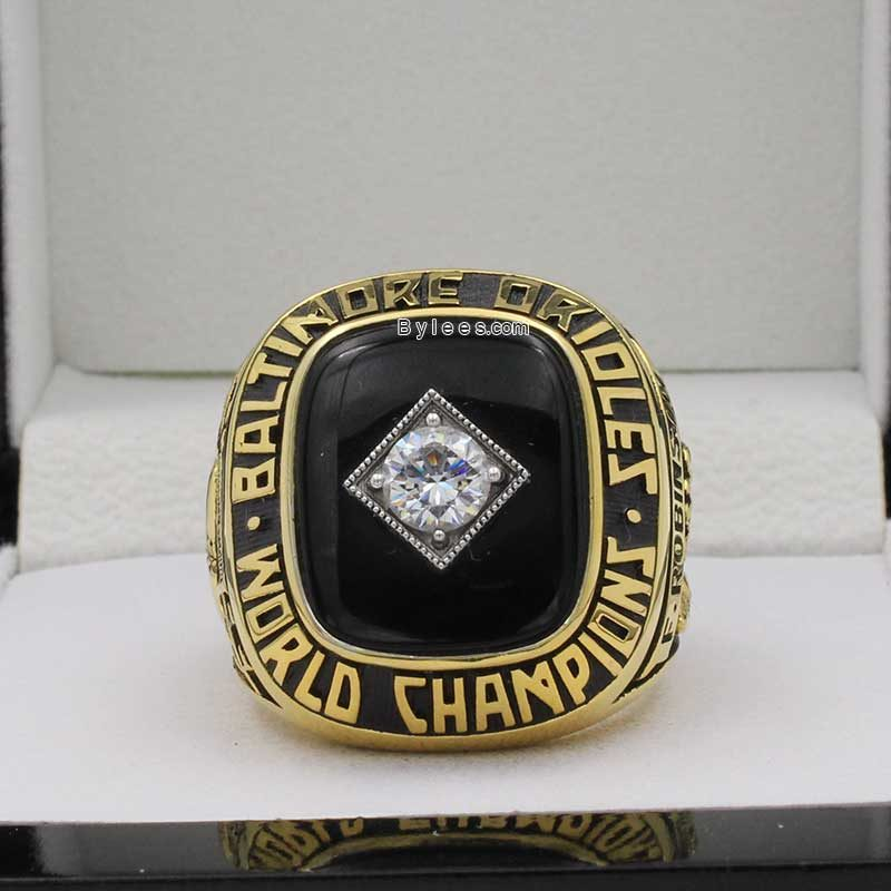 1966 baltimore orioles world series ring