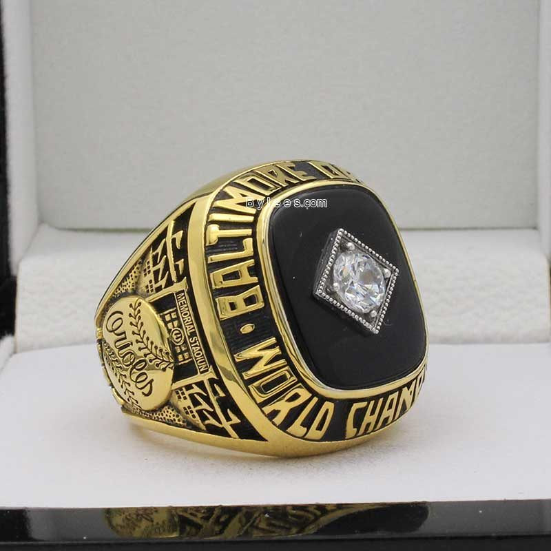 1966 baltimore orioles ring