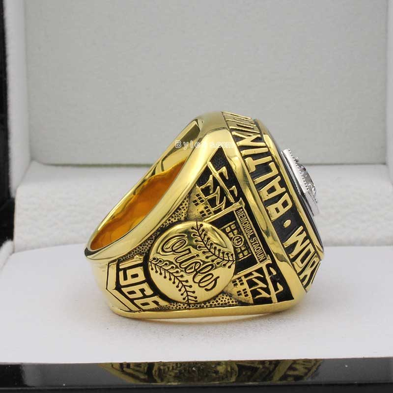 Baltimore Orioles Championship Ring in 1966