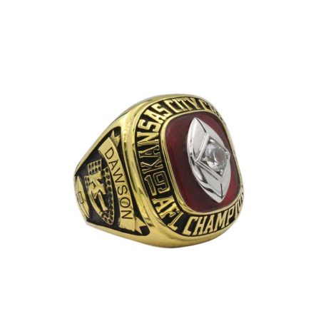 kc Chiefs 1966 Championship Ring