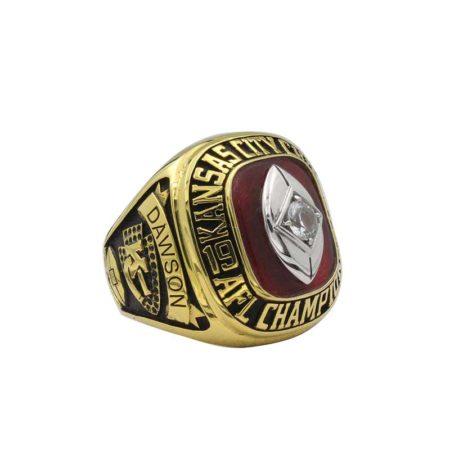 kc Chiefs 1966 Championship Ring