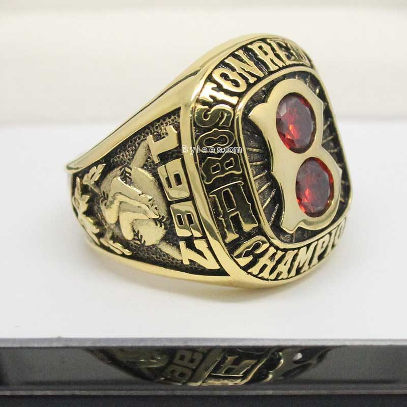 1967 boston red sox championship ring