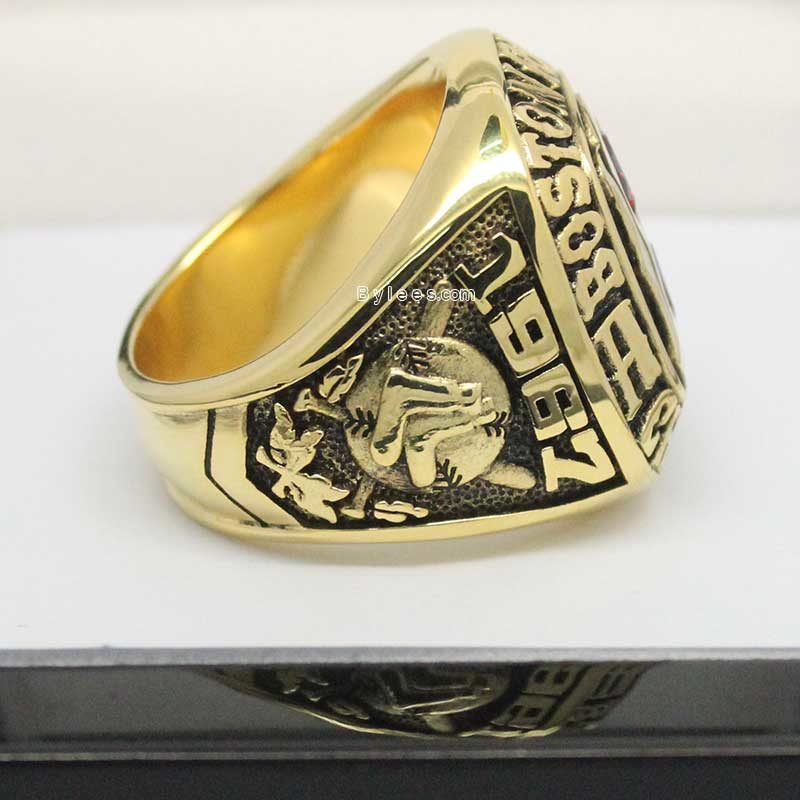 boston red sox 1967 AL championship ring