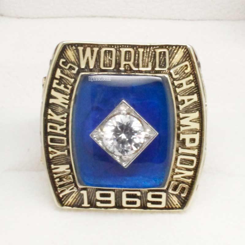 mets 1969 ring