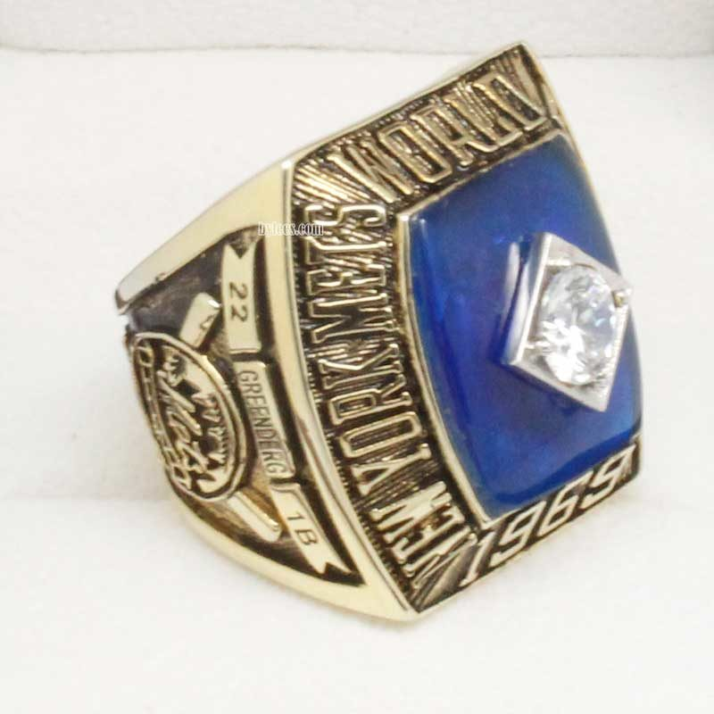 1969 mets world series ring