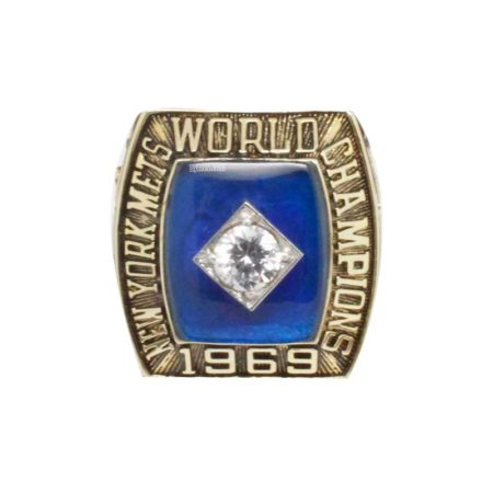 1969 world series ring
