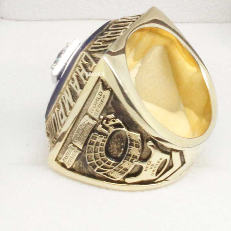 new york mets championship ring (1969)