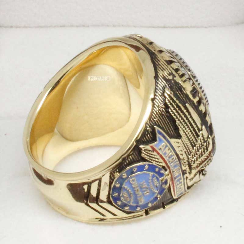 1970 Baltimore Orioles World Series Championship Ring (bigger size)
