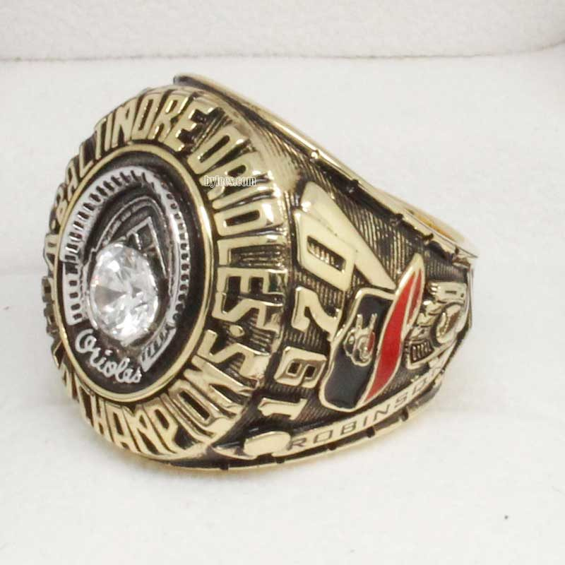 1970 world series ring