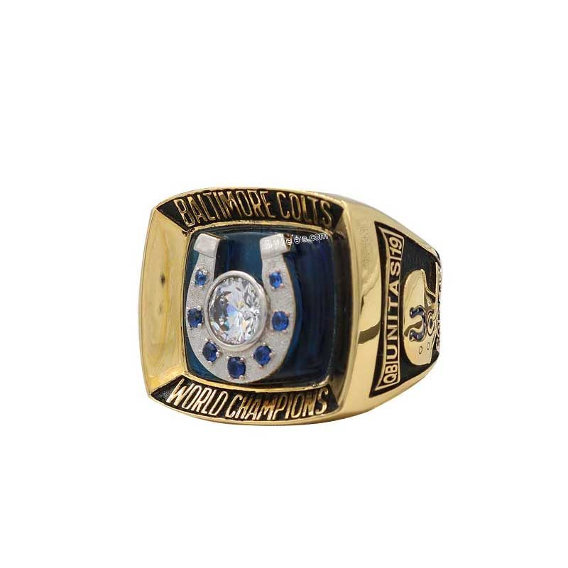 1970 super bowl ring
