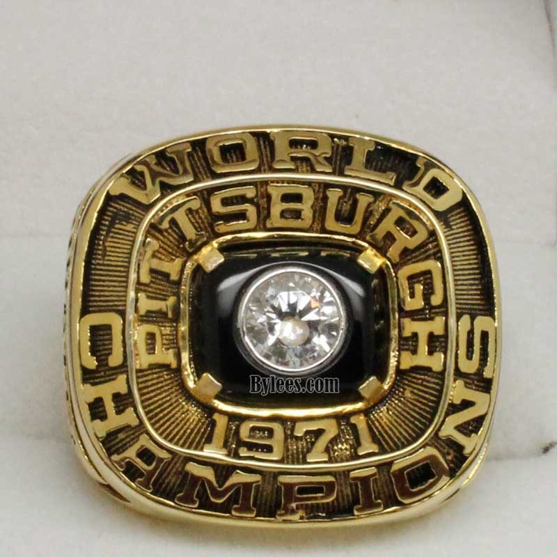 1971 Pittsburgh Pirates World Series Ring