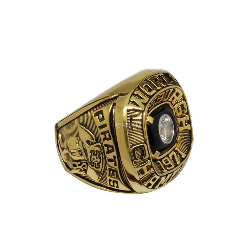1971 Pittsburgh Pirates World Series Championship Ring