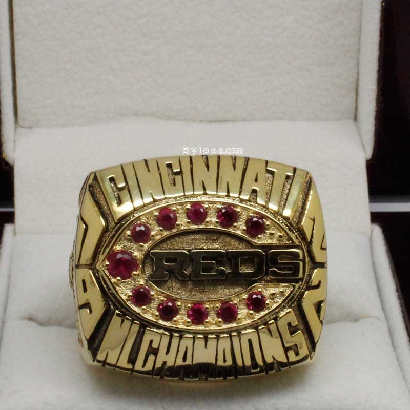 1972 Cincinnati Reds National League Championship Ring
