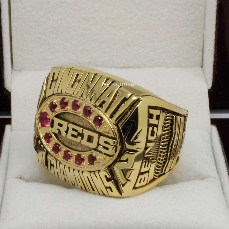 1972 Cincinnati Reds Championship Ring