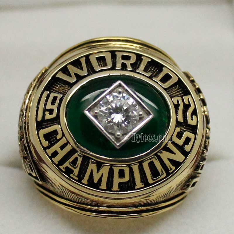 1972 Oakland a's World Series Ring