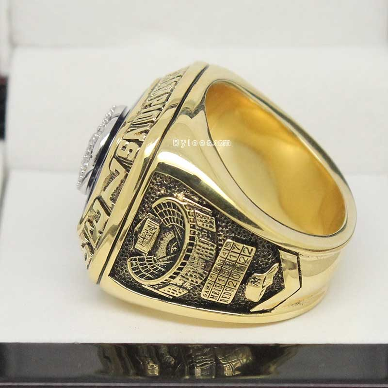 1973 Mets National League Championship Ring