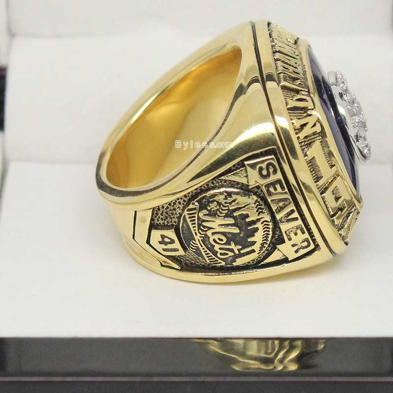 1973 New York Mets Championship Ring