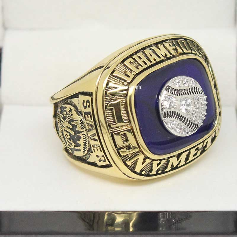 1973 New York Mets NL Championship Ring