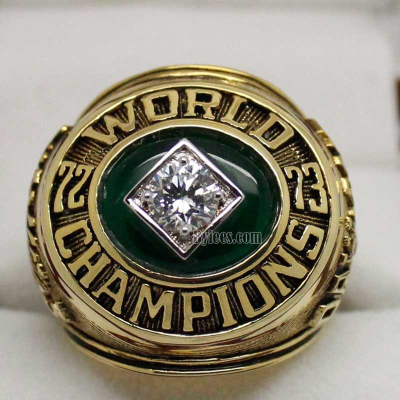 1973 Oakland a's World Series Ring