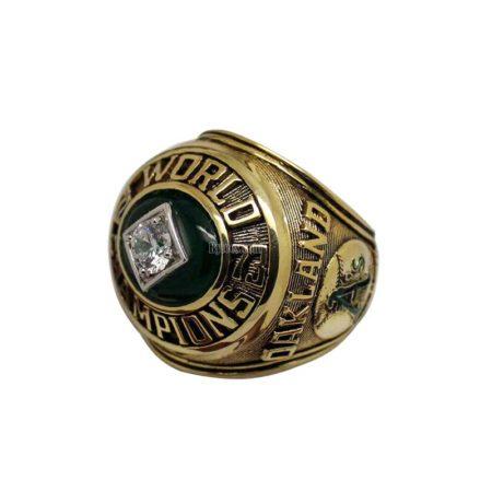 1973 Oakland Athletics World Series Championship Ring