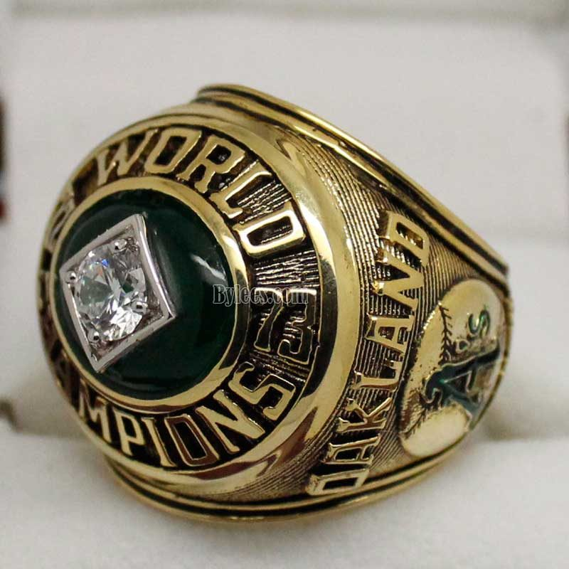 1973 world series ring