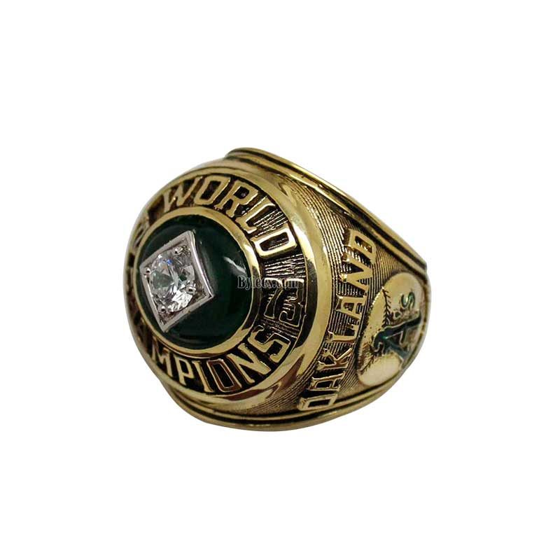1973 Oakland Athletics World Series Championship Ring