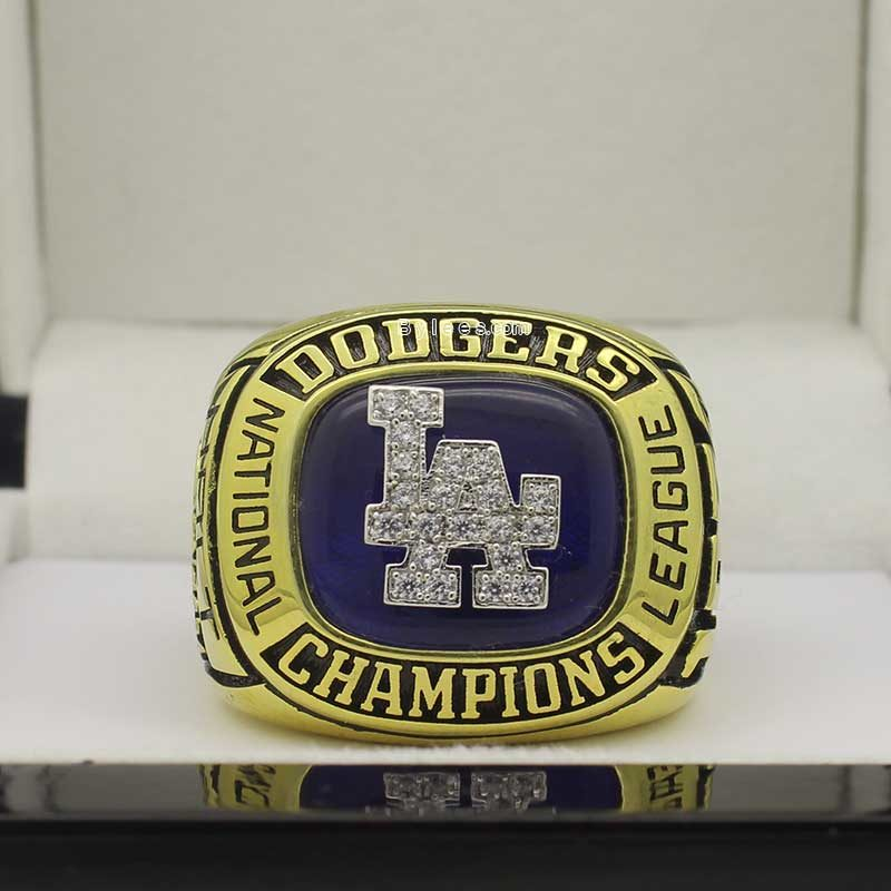 la dodgers rings (1974 NL Champions)