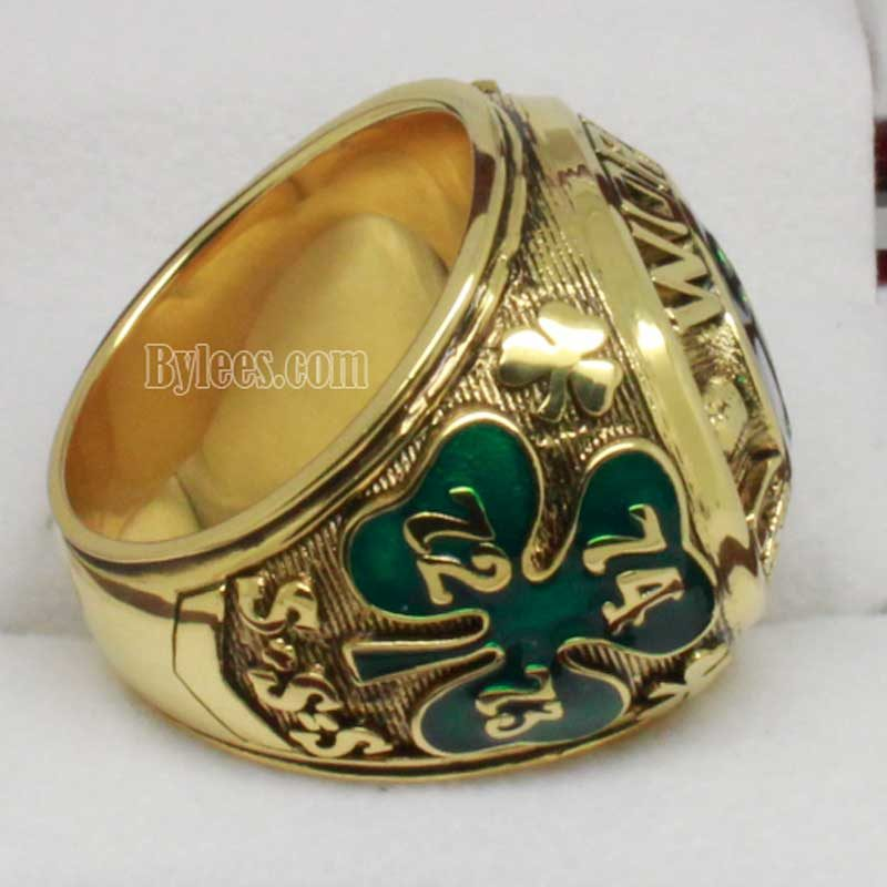 Oakland a's 1974 world series ring