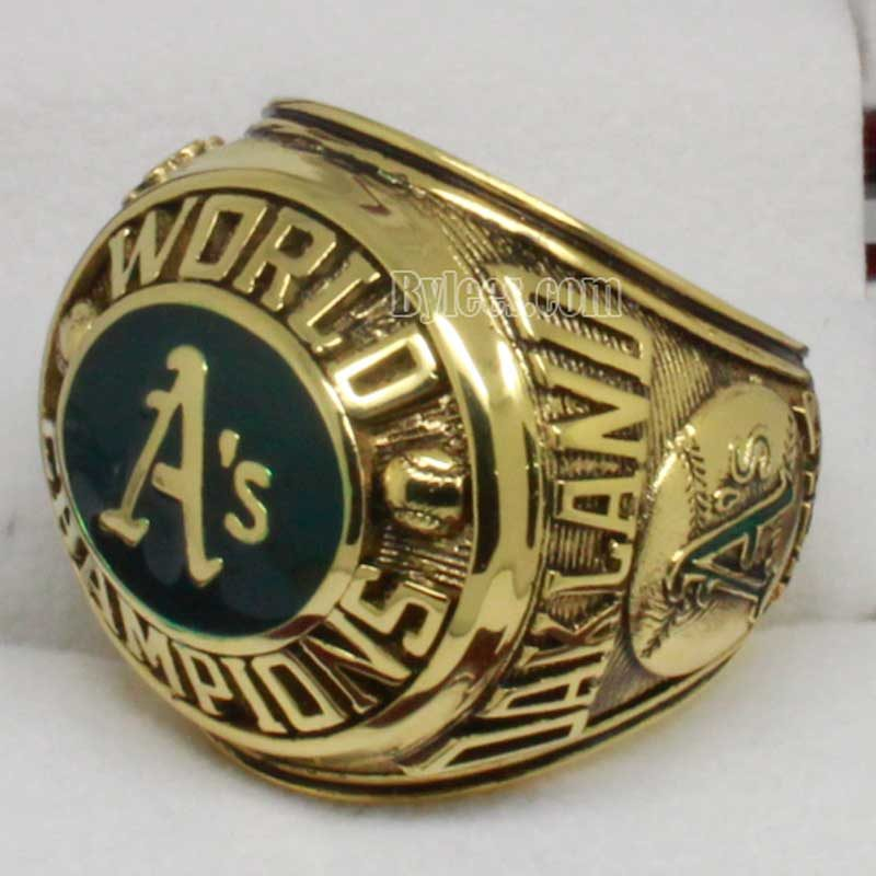 1974 world series Ring