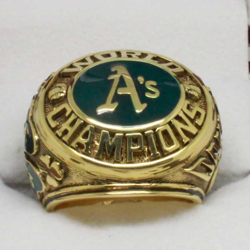 1974 Oakland a's World Series Ring