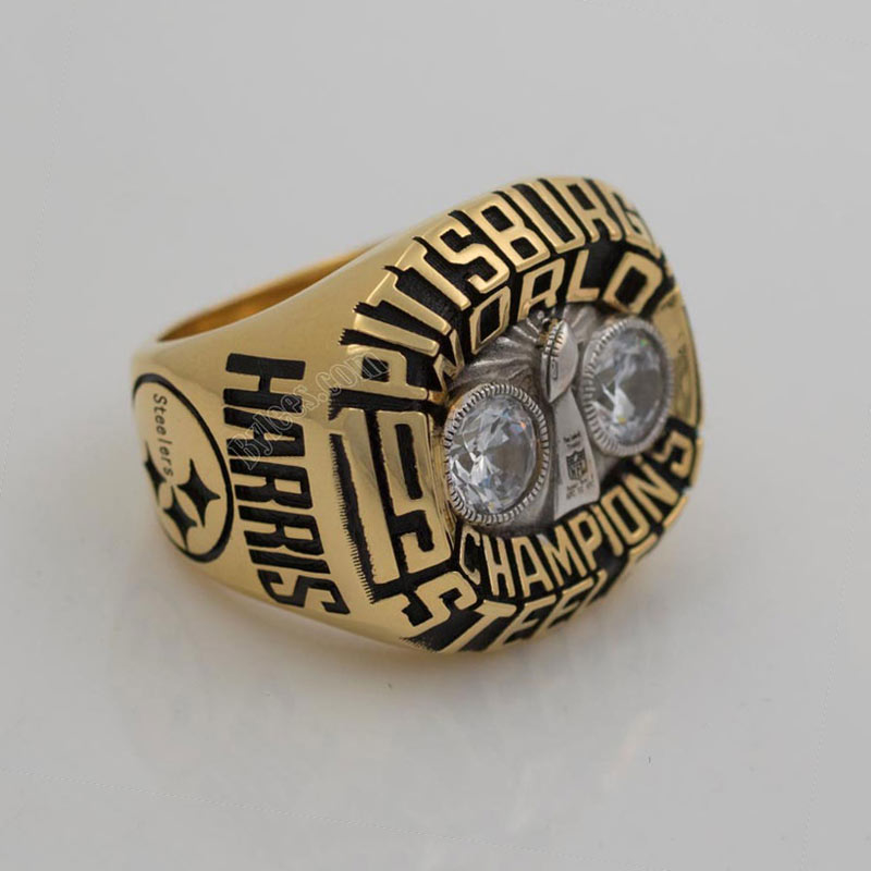 Pittsburgh Steelers Championship Ring