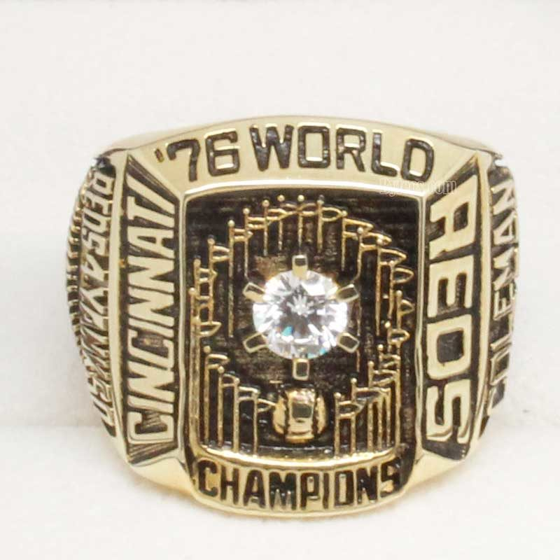 1976 world series ring