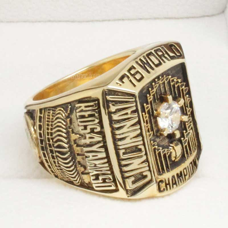 1976 Cincinnati Reds World Series Championship Ring