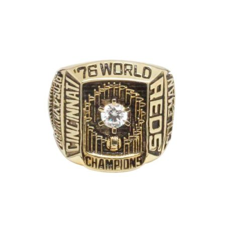1976 Reds World Series Championship Ring