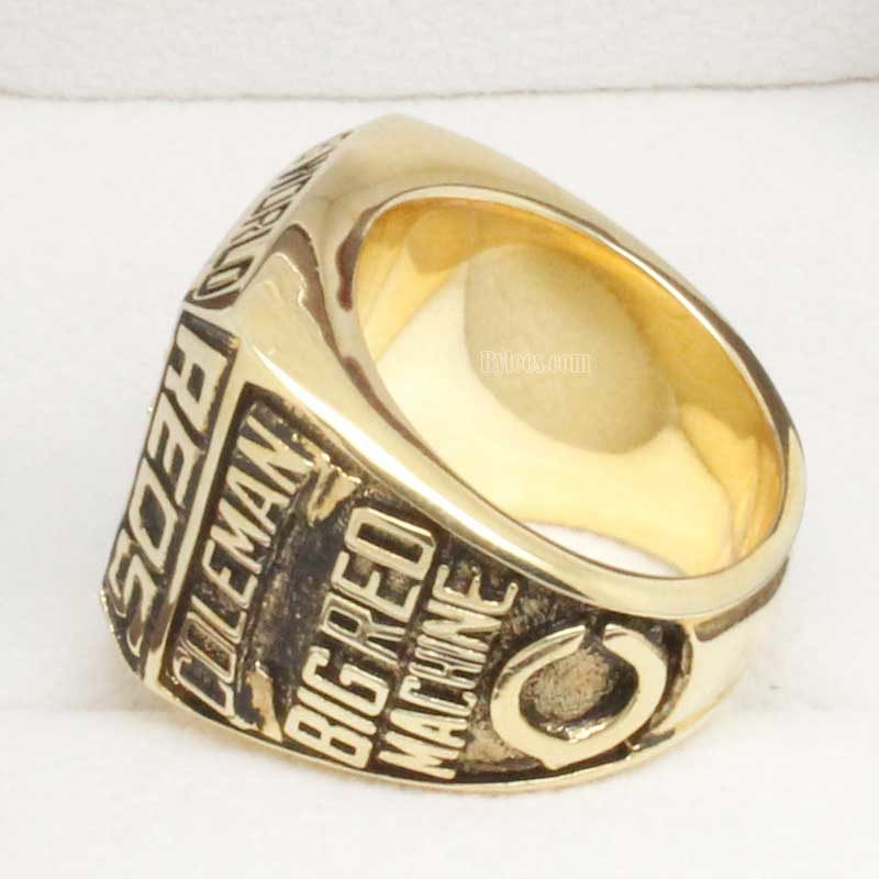 Reds 1976 World Series Championship Ring