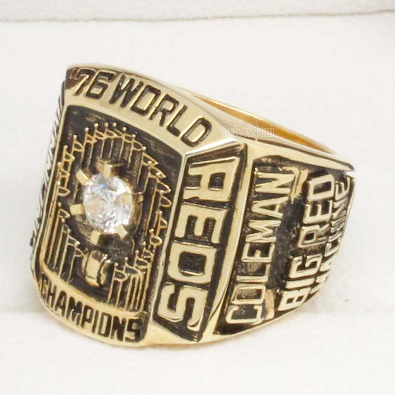 1976 Reds World Series Ring