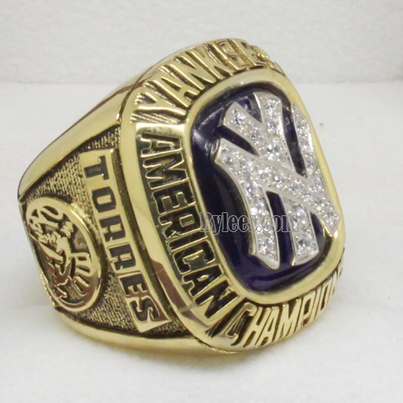 1976 ny yankees championship ring