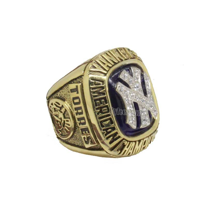 1976 New York Yankees American League Championship Ring