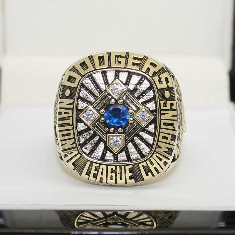 dodgers championship rings (1977 NL Champions)