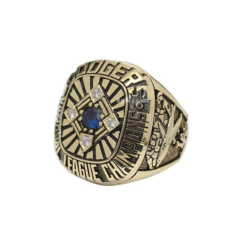 dodgers rings (1977 NL Champions)