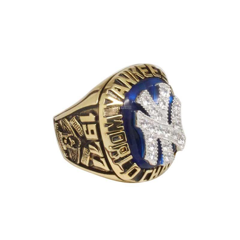 1977 yankees ring