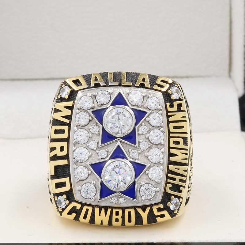 Dallas Cowboys Super bowl XII Championship Ring