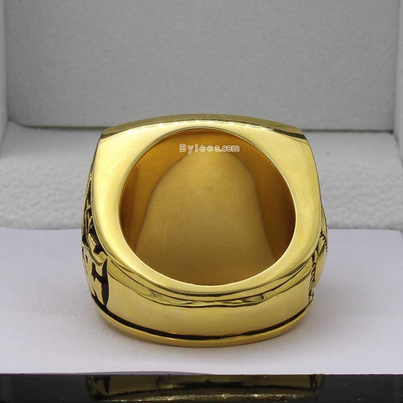 back view of dodgers rings (1978 NL Champions)