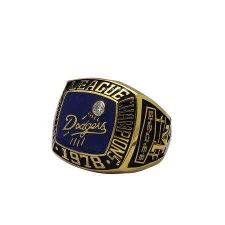 dodgers championship rings (1978 NL Champions)