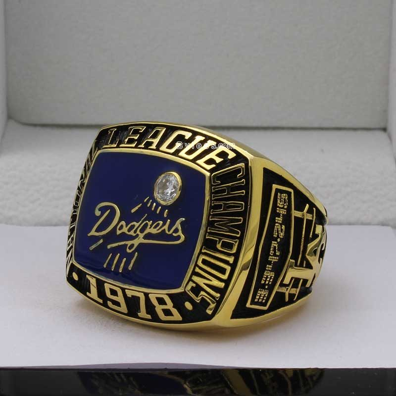 dodgers rings (1978 NL Champions)