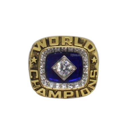 overview of 1978 yankees world series ring