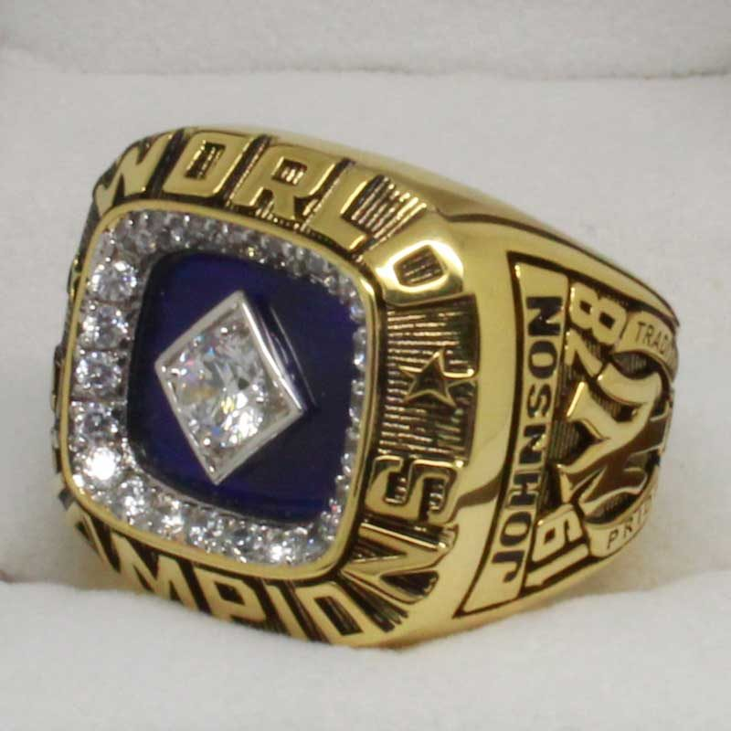 1978 world series ring