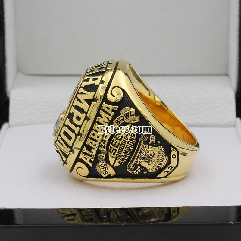 1979 bama Crimson Tide National Championship Ring
