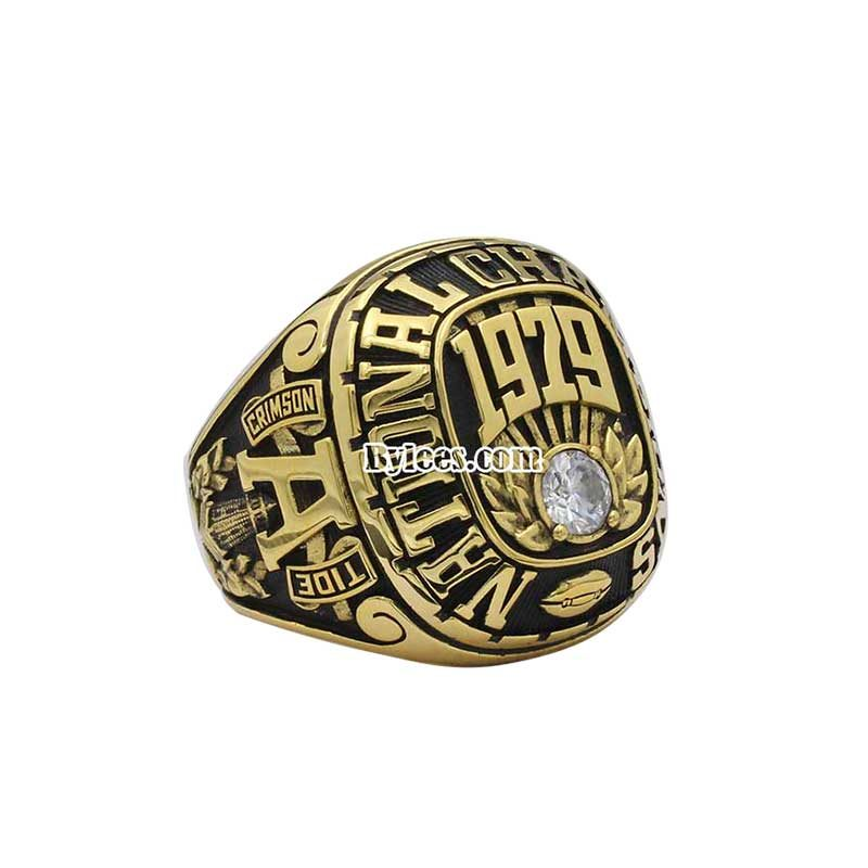 Crimson Tide 1979 Football National Championship Ring